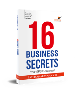 16 Business Secrets Book by Master Coach Sathya