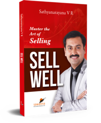SELL WELL Book by Master Coach Sathya