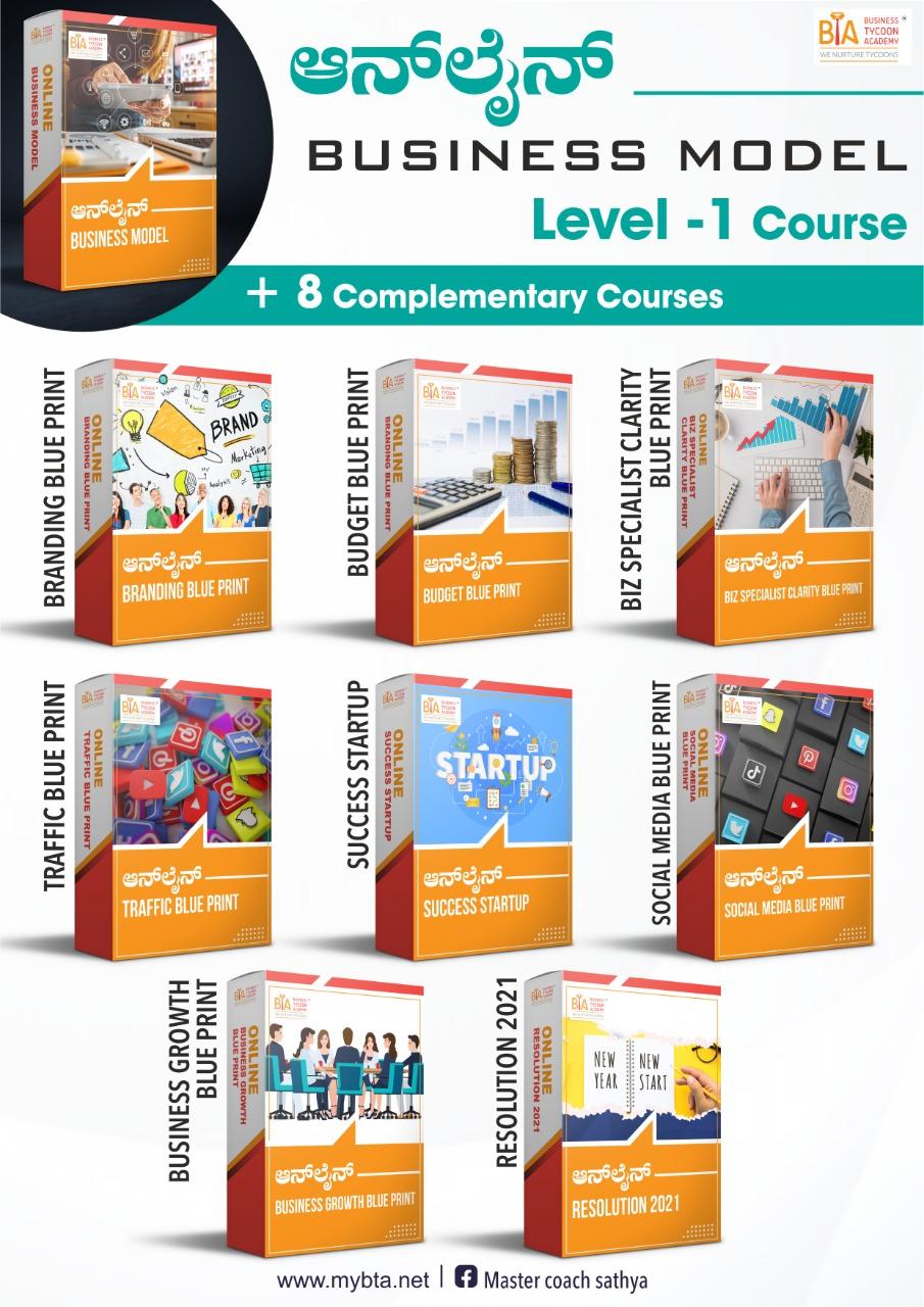 Business Model. Level 1