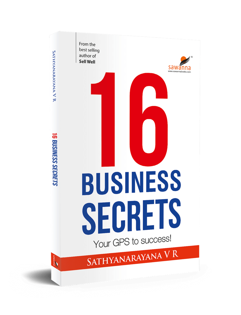 16 Business secrets by Master coach sathya