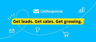 Get Response Email Marketing Tool