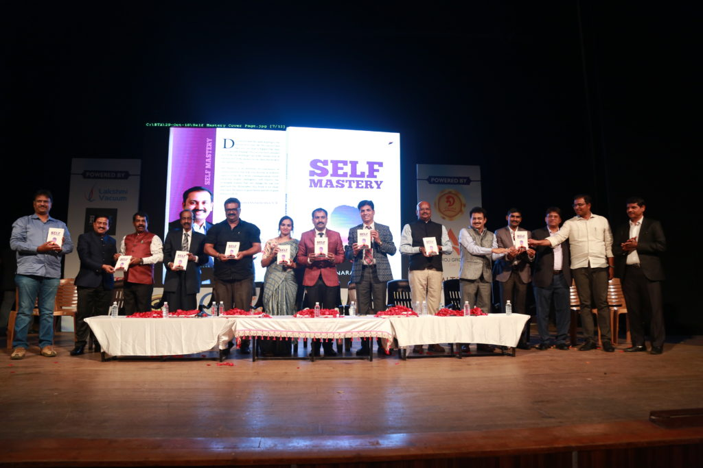 Self Mastery Book Launch