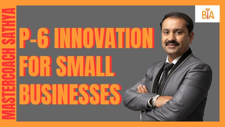 P6 Innovative Ideas For Small Businesses